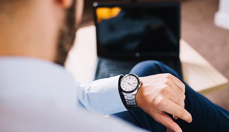 שעון נוכחות ודיווח שעות העסקת עובדים